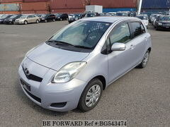 TOYOTA Vitz for Sale