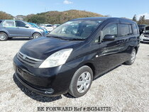 Used 2005 TOYOTA ISIS BG543775 for Sale for Sale