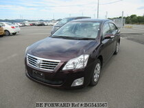 Used 2011 TOYOTA PREMIO BG543567 for Sale for Sale