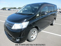 Used 2009 NISSAN SERENA BG543821 for Sale for Sale