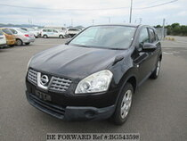 Used 2008 NISSAN DUALIS BG543598 for Sale for Sale
