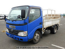 Used 2009 HINO DUTRO BG544094 for Sale for Sale