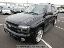 Used 2005 CHEVROLET TRAILBLAZER BG543913 for Sale for Sale