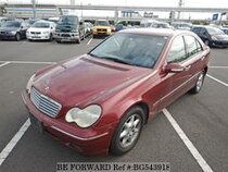 Used 2003 MERCEDES-BENZ C-CLASS BG543918 for Sale for Sale