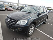 Used 2008 MERCEDES-BENZ M-CLASS BG543923 for Sale for Sale