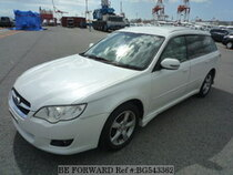 Used 2007 SUBARU LEGACY TOURING WAGON BG543362 for Sale for Sale