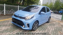 Used 2017 KIA MORNING (PICANTO) BG545250 for Sale for Sale
