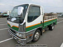 Used 2001 MITSUBISHI CANTER BG544987 for Sale for Sale
