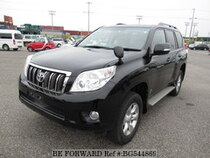 Used 2009 TOYOTA LAND CRUISER PRADO BG544869 for Sale for Sale