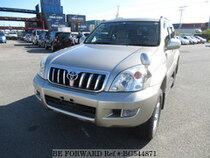 Used 2004 TOYOTA LAND CRUISER PRADO BG544871 for Sale for Sale