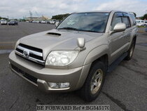 Used 2005 TOYOTA HILUX SURF BG545170 for Sale for Sale