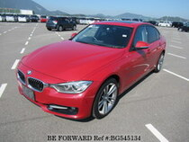 Used 2012 BMW 3 SERIES BG545134 for Sale for Sale