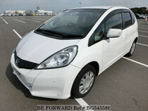 Used 2012 HONDA FIT BG545586 for Sale for Sale