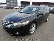 Used 2010 HONDA ACCORD TOURER BG546741 for Sale for Sale
