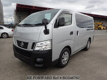 Used 2014 NISSAN CARAVAN VAN BG546763 for Sale for Sale
