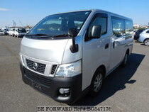 Used 2014 NISSAN CARAVAN VAN BG547176 for Sale for Sale