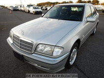 Used 1999 MERCEDES-BENZ C-CLASS BG547204 for Sale for Sale