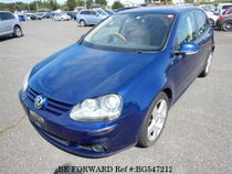 Used 2006 VOLKSWAGEN GOLF BG547212 for Sale for Sale