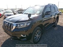 Used 2018 TOYOTA LAND CRUISER PRADO BG546845 for Sale for Sale