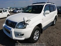 Used 2007 TOYOTA LAND CRUISER PRADO BG546847 for Sale for Sale