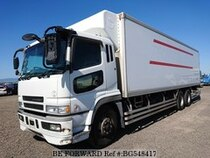 Used 2003 MITSUBISHI SUPER GREAT BG548417 for Sale for Sale