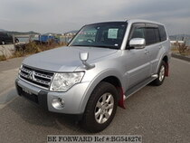 Used 2009 MITSUBISHI PAJERO BG548276 for Sale for Sale