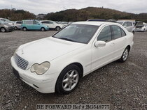 Used 2003 MERCEDES-BENZ C-CLASS BG548777 for Sale for Sale