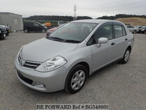 Used 2012 NISSAN TIIDA LATIO BG548803 for Sale for Sale
