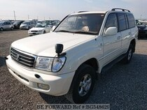 Used 2000 TOYOTA LAND CRUISER BG548629 for Sale for Sale