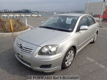 Used 2009 TOYOTA AVENSIS BG548287 for Sale for Sale