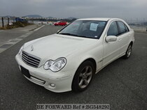 Used 2007 MERCEDES-BENZ C-CLASS BG548293 for Sale for Sale