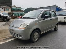 Used 2006 DAEWOO (CHEVROLET) MATIZ (SPARK) BG550633 for Sale for Sale