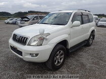 Used 2009 TOYOTA LAND CRUISER PRADO BG549108 for Sale for Sale