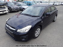 Used 2013 SUBARU IMPREZA G4 BG549041 for Sale for Sale