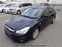 Used 2013 SUBARU IMPREZA G4 BG549042 for Sale for Sale