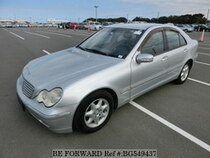 Used 2004 MERCEDES-BENZ C-CLASS BG549437 for Sale for Sale