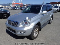 Used 2004 TOYOTA LAND CRUISER PRADO BG548998 for Sale for Sale
