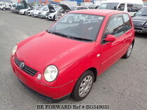 Used 2002 VOLKSWAGEN LUPO BG549033 for Sale for Sale