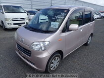 Used 2010 DAIHATSU TANTO EXE BG549222 for Sale for Sale