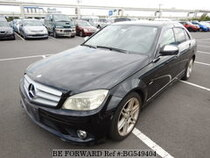 Used 2007 MERCEDES-BENZ C-CLASS BG549404 for Sale for Sale
