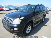 Used 2005 TOYOTA LAND CRUISER PRADO BG549282 for Sale for Sale