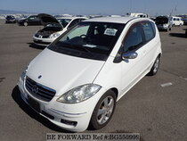 Used 2005 MERCEDES-BENZ A-CLASS BG550999 for Sale for Sale