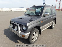 Used 1997 MITSUBISHI PAJERO MINI BG551075 for Sale for Sale