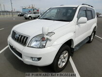 Used 2006 TOYOTA LAND CRUISER PRADO BG551484 for Sale for Sale
