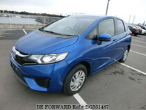 Used 2017 HONDA FIT BG551487 for Sale for Sale