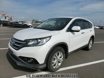 Used 2013 HONDA CR-V BG551111 for Sale for Sale