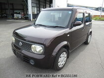 Used 2007 NISSAN CUBE BG551189 for Sale for Sale