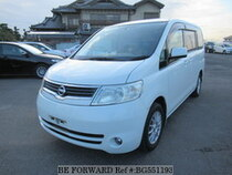 Used 2007 NISSAN SERENA BG551193 for Sale for Sale
