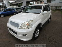 Used 2004 TOYOTA LAND CRUISER PRADO BG553101 for Sale for Sale
