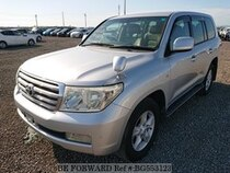 Used 2008 TOYOTA LAND CRUISER BG553123 for Sale for Sale